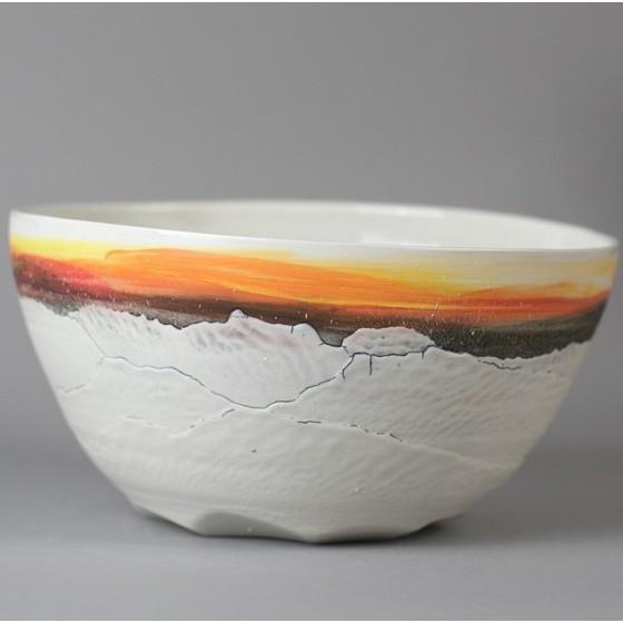 """Porcelain bowl """"ô ciel"""""""