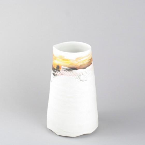 """Porcelain pitcher """" ô ciel """""""