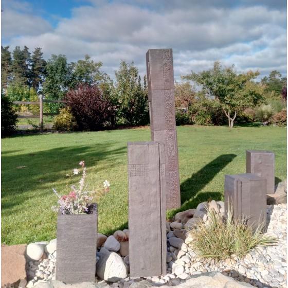 Sculpture pour rocaille